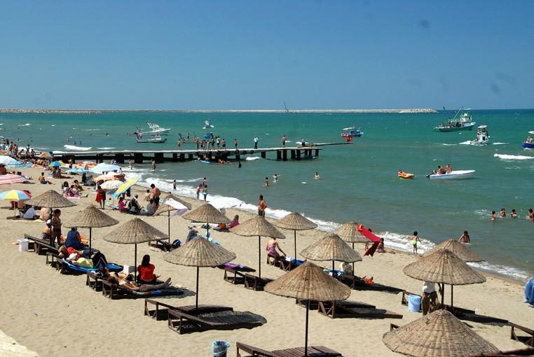karasu satılık yazlık plaj