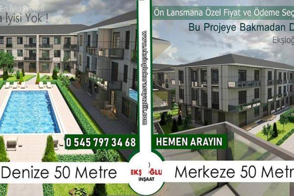 Karasu Ekşioğlu Çamlık Sitesi